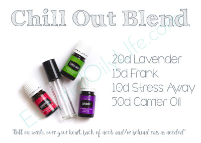 Chill Out Blend