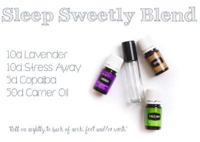 Sleep Sweetly Blend