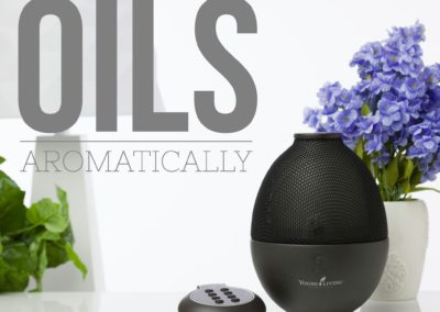 Essential Oily Life Using Oils Aromatically