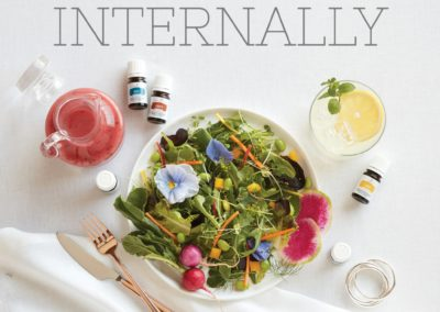 Essential Oily Life Using Oils Internally